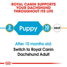Load image into Gallery viewer, ROYAL CANIN® Dachshund Puppy