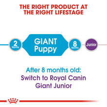 Load image into Gallery viewer, ROYAL CANIN® Giant Puppy