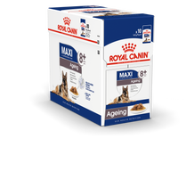 Load image into Gallery viewer, ROYAL CANIN® Maxi Ageing 8+ in Gravy