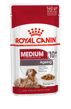 Load image into Gallery viewer, ROYAL CANIN® Medium Ageing 10+ in Gravy