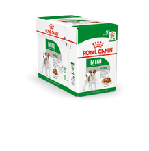 Load image into Gallery viewer, ROYAL CANIN® Mini Adult in Gravy