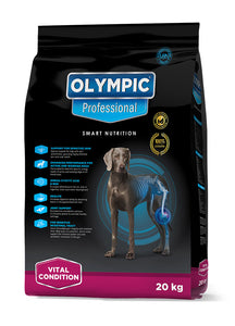 Olympic Professional Vital Conditioning 2kg, 8kg & 20kg