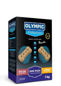 Olympic Professional Duo Bacon & Cheese 1kg