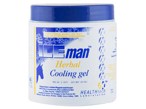 Iceman Herbal Cooling Gel 500g