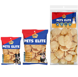 Pets Elite Meat Puffs
