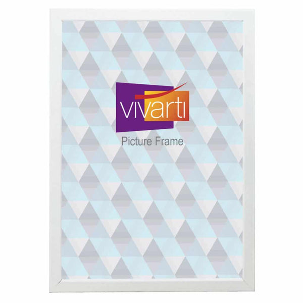 Vivarti Thin Matt White picture frame