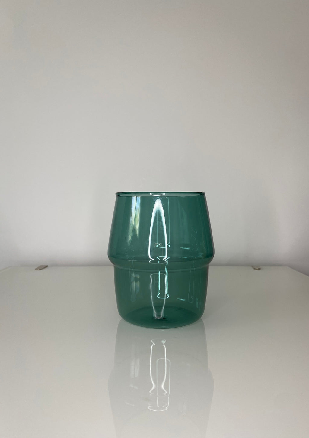 Teal Drinking Cup (set of 2)