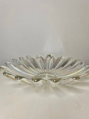Iridescent Flower Bowl (VINTAGE)