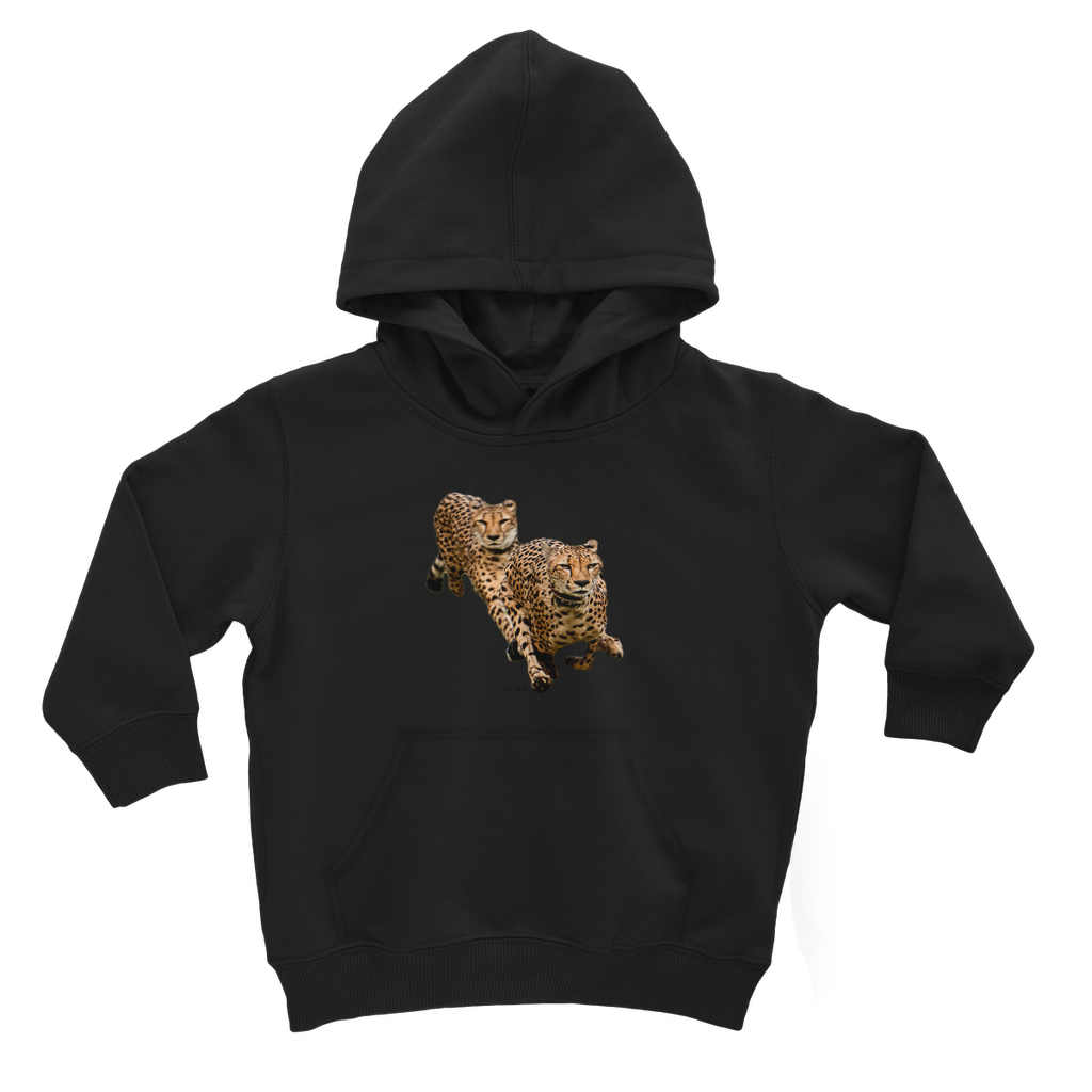 The Cheetah Brothers Classic Kids Hoodie