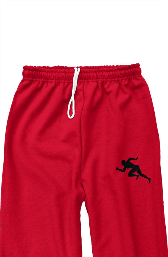 """Running Man"" classic sweatpants"