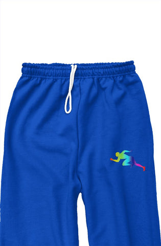 "Rainbow  ""Running Man"" classic sweatpants"