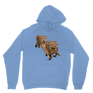 The Cheetah Brothers Classic Adult Hoodie