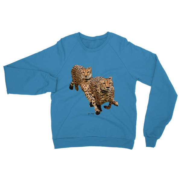 The Cheetah Brothers Classic Adult Sweatshirt