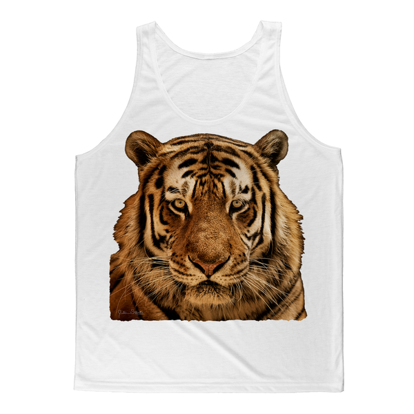 Massive Tiger Classic Sublimation Adult Tank Top