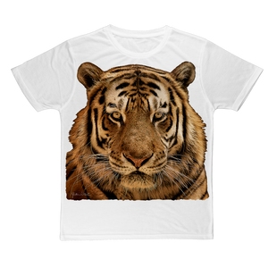 Massive Tiger Tiger Classic Sublimation Adult T-Shirt