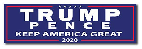 Trump Blue Sticker