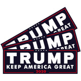 President Donald Trump Sticker