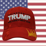 Trump 2020 Men's Baseball Caps