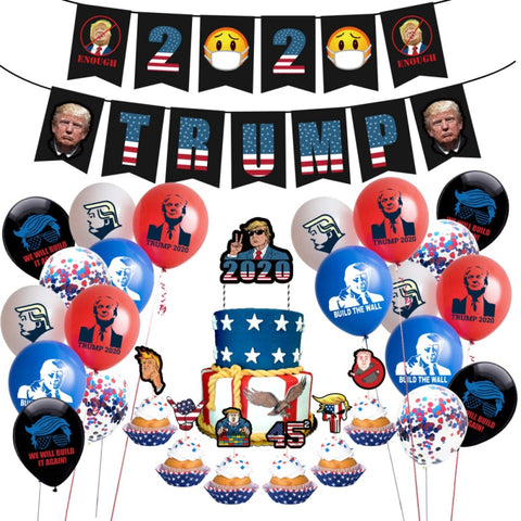 Trump  Party Supplies  Hanging Decor