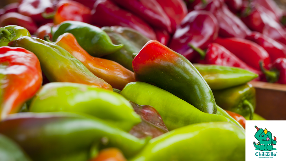 Three Things You Probably Didn't Know About Chiles