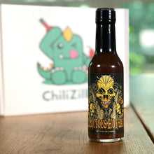 Load image into Gallery viewer, High River Hellacious Hot Sauce (5 oz.)