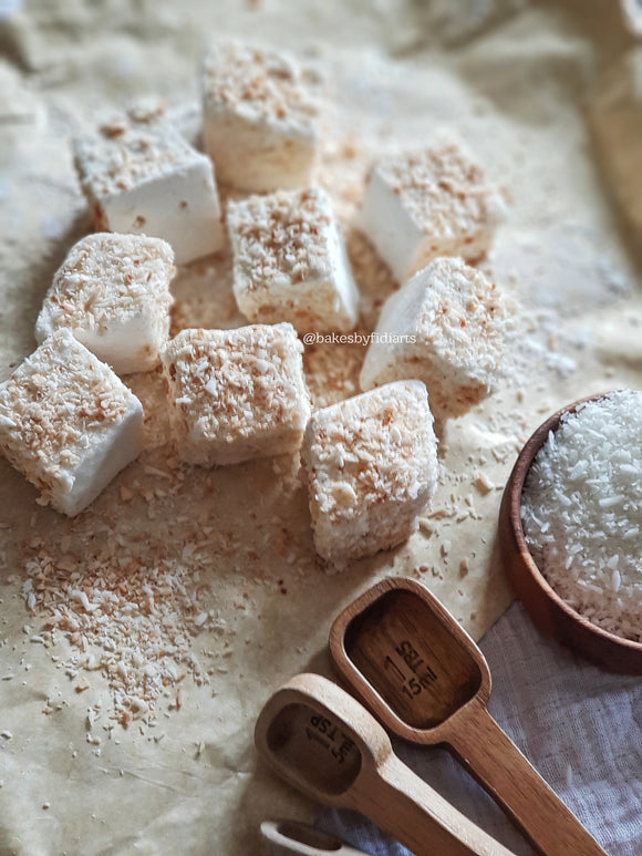 Artisan Gourmet Toasted Coconut Marshmallows