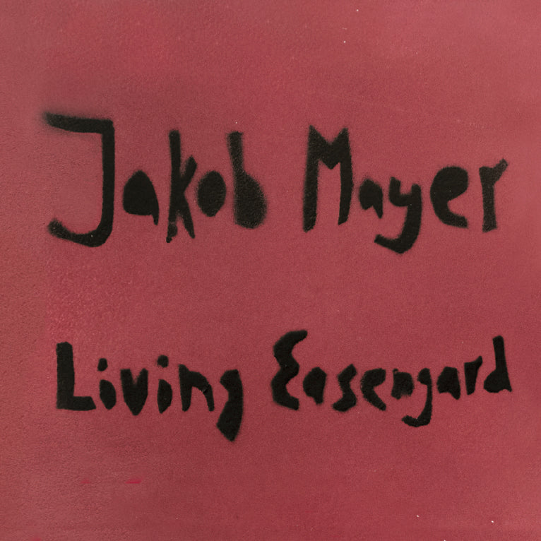 "Jkaob Mayer - ""Living Easengard"" - Front Cover"