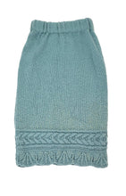 Load image into Gallery viewer, 'La Ola' Hand knitted pencil skirt