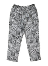 Load image into Gallery viewer, Glossy jacquard truck pants