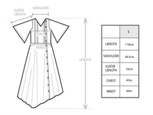 Load image into Gallery viewer, '2D001' Two-way dress