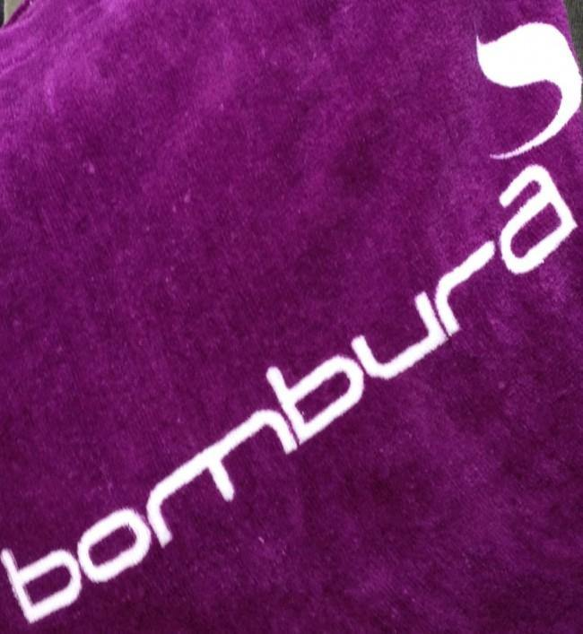 Purple personalised name changing robe