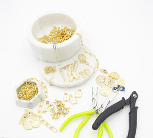 Customised your very own necklace with AW Boutique.