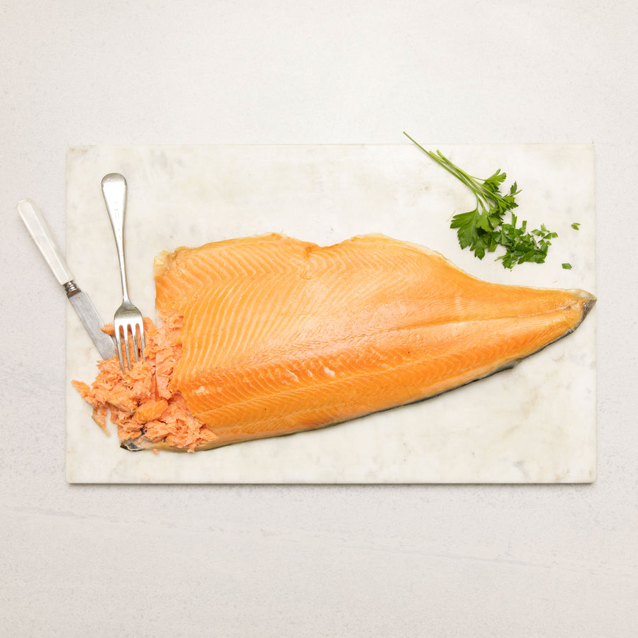 Frozen Aoraki Salmon Hot Smoked (Bone Out)