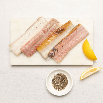 Frozen NZ Smoked Eel Fillets (Bone Out)