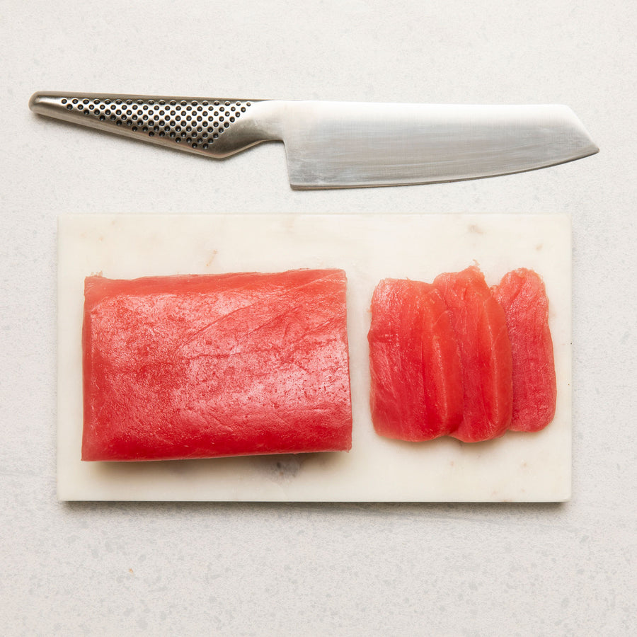 Frozen Yellowfin Tuna Saku Loin