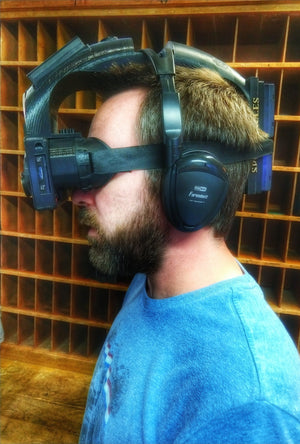 Spectracles - Investigation Reality Headset