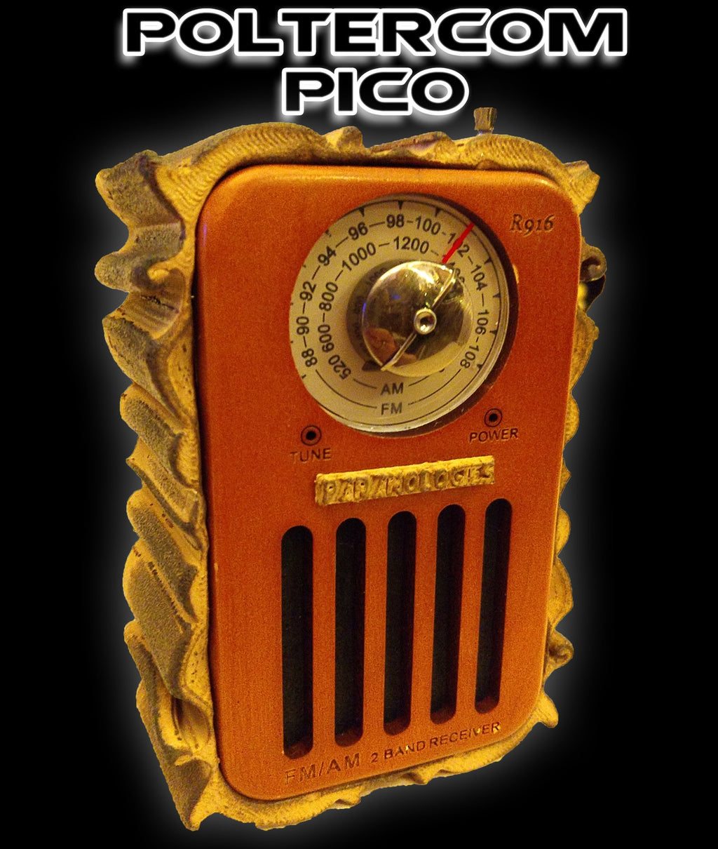 Poltercom Pico - Handheld Random Sweep Ghost/Spirit Box