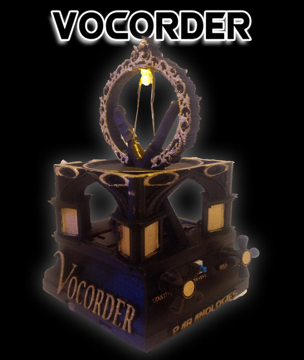 Vocorder - Hands-free Digital EVP Machine