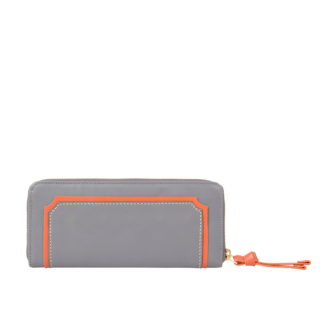 LA PORTE W2 ZIP AROUND WALLET