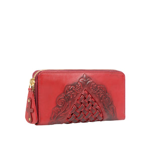 BELLE STAR W3 ZIP AROUND WALLET