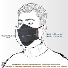 Load image into Gallery viewer, NINJA FACE MASK COMBO
