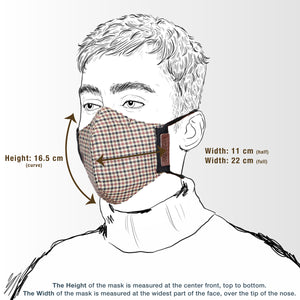 SAMURAI FACE MASK