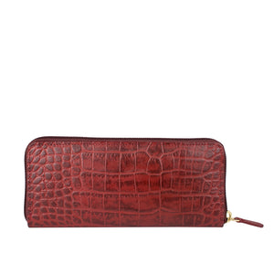 CARLY W3 ZIP AROUND WALLET