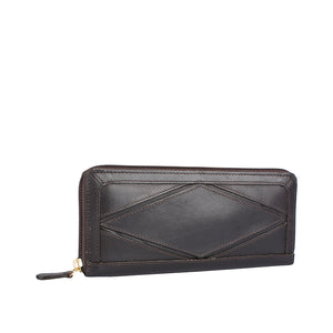 DIADEMA W2 DOUBLE ZIP AROUND WALLET