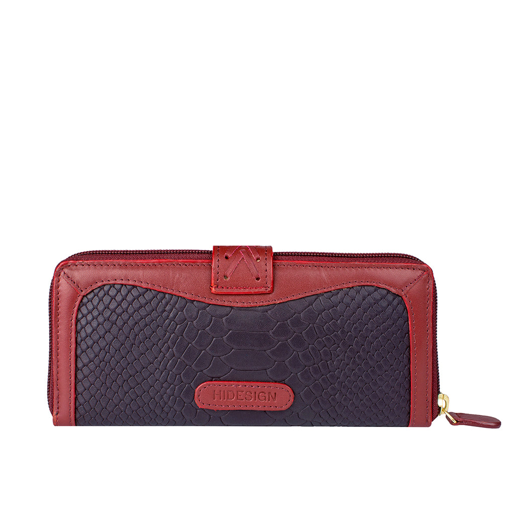 EE FRIEDA W2 ZIP AROUND WALLET