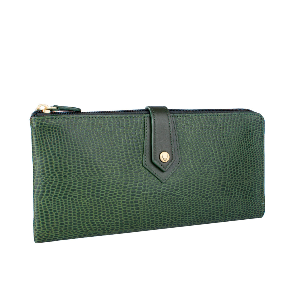 EE HONG KONG W3 L-ZIP AROUND WALLET
