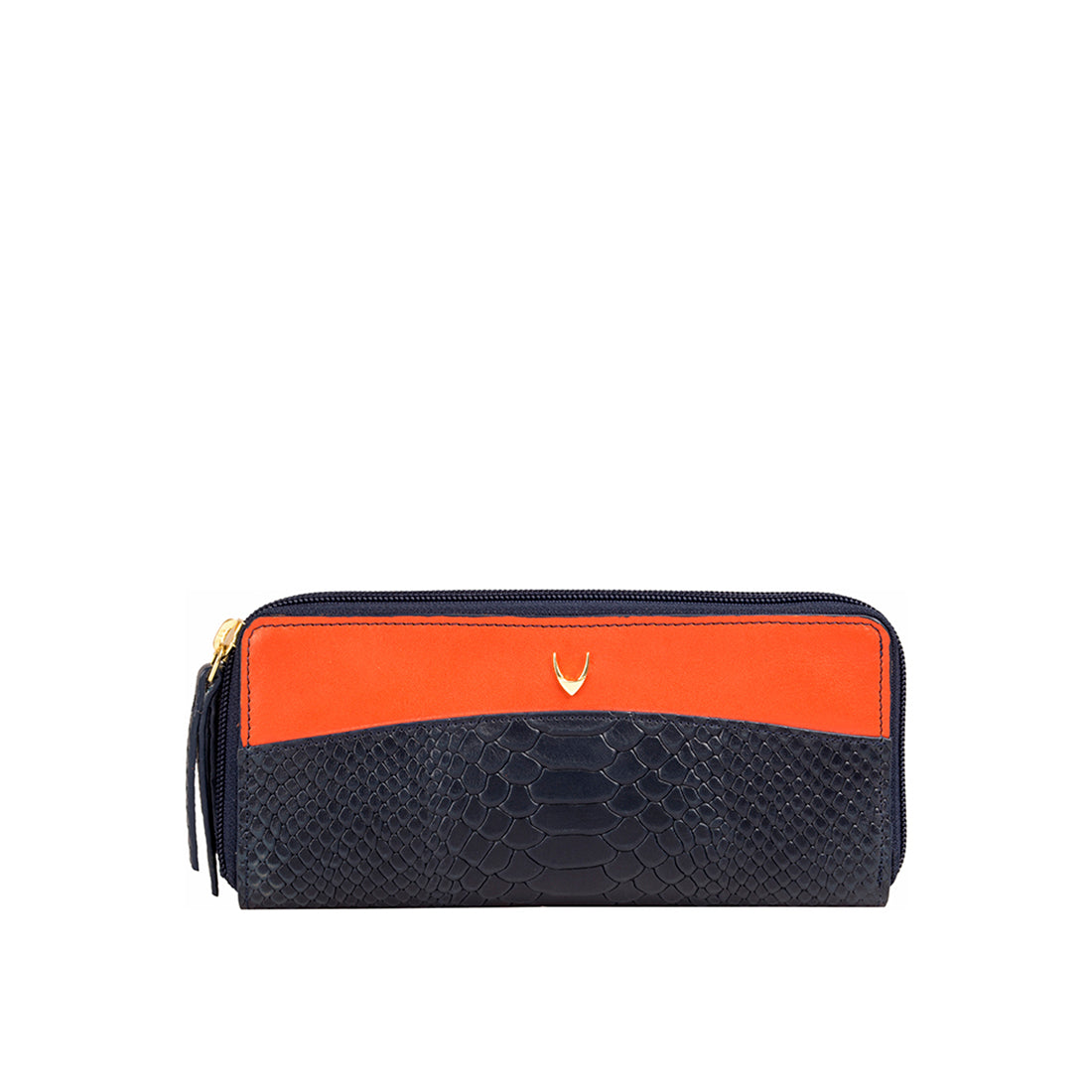 EE VIRGO W3 DOUBLE ZIP AROUND WALLET