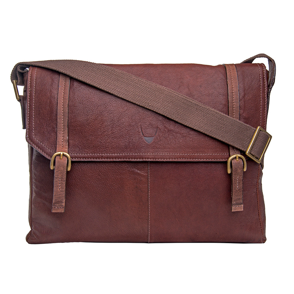 EE FLEET STREET3 MESSENGER BAG
