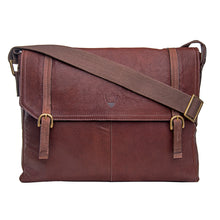 Load image into Gallery viewer, EE FLEET STREET3 MESSENGER BAG
