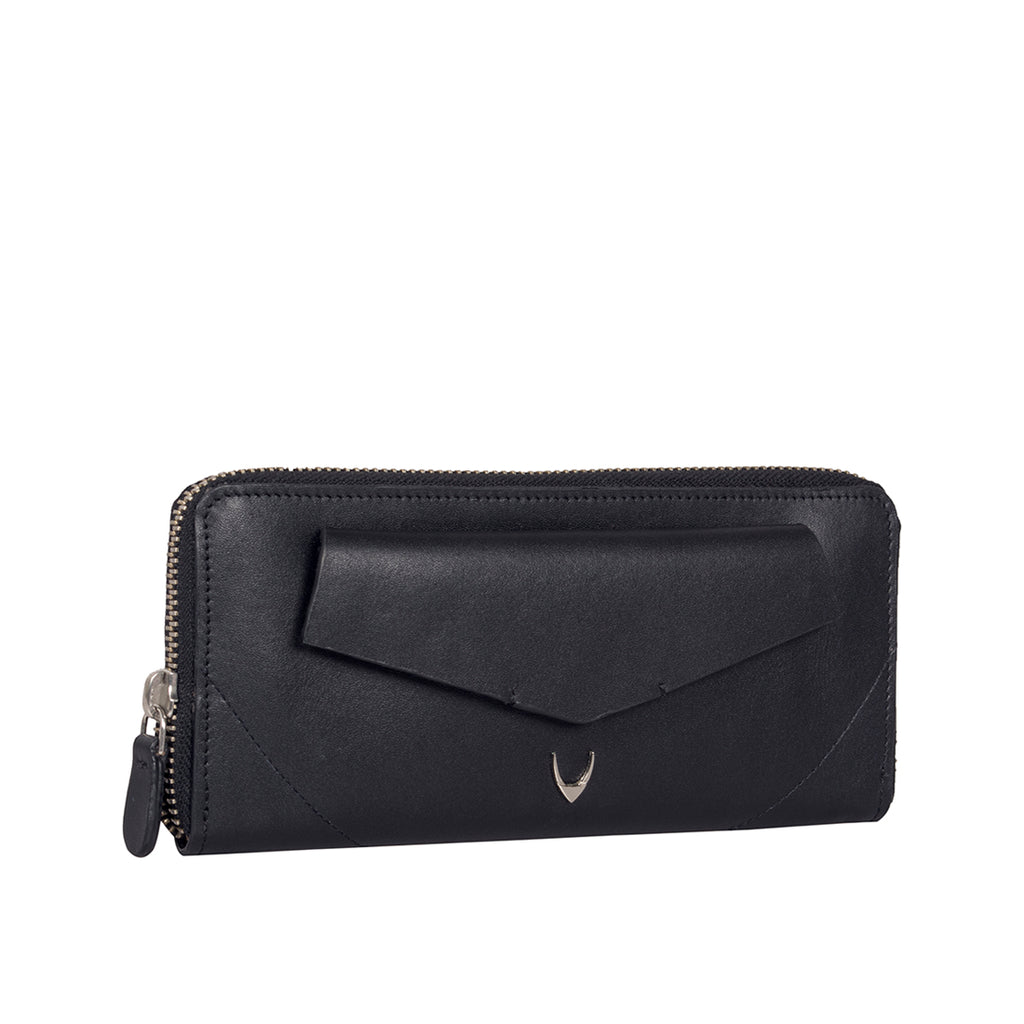 EVOLVE W1 ZIP AROUND WALLET
